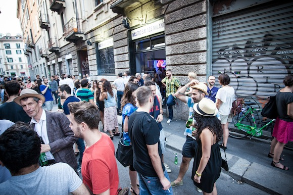 Evento 55dsl naba milano da nastro say yes chiara for Milano naba